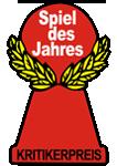 Spiel des Jahres logo