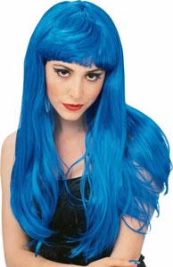 Perruquel bleue