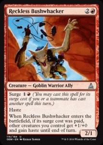 Reckless Bushwacker
