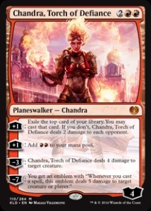 chandra-torch