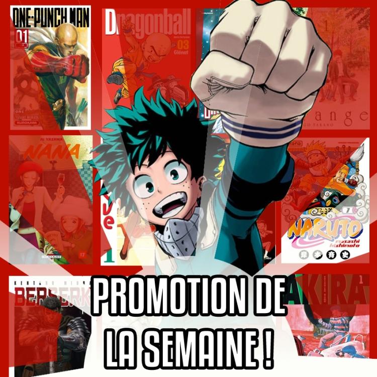 promotion de la semaine